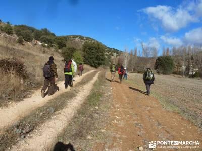 Parque Natural del Barranco Río Dulce;rutas senderismo malaga senderismo cazorla